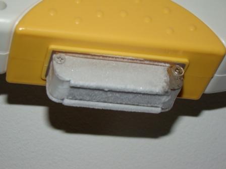 Prikaz hlajenja ročnika